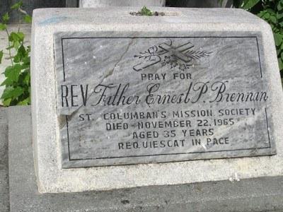 brenan tombstone
