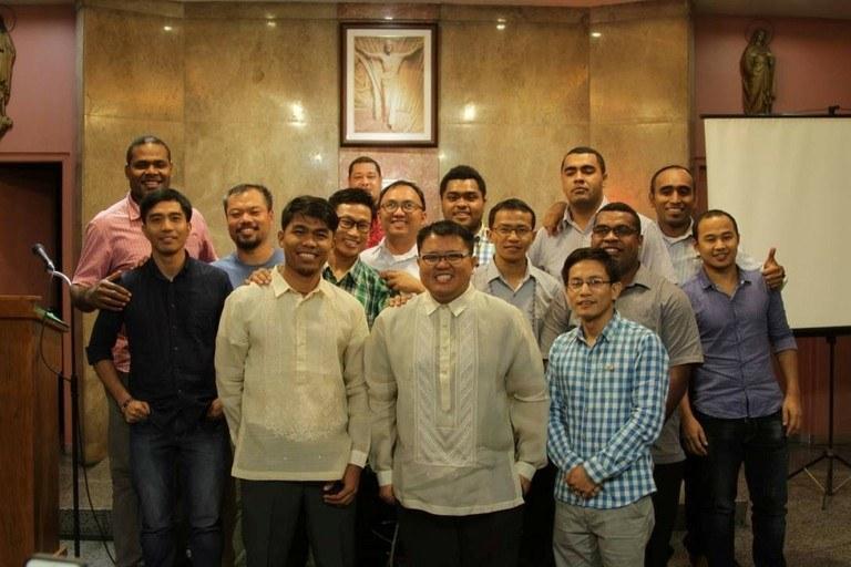 Seminarians2017